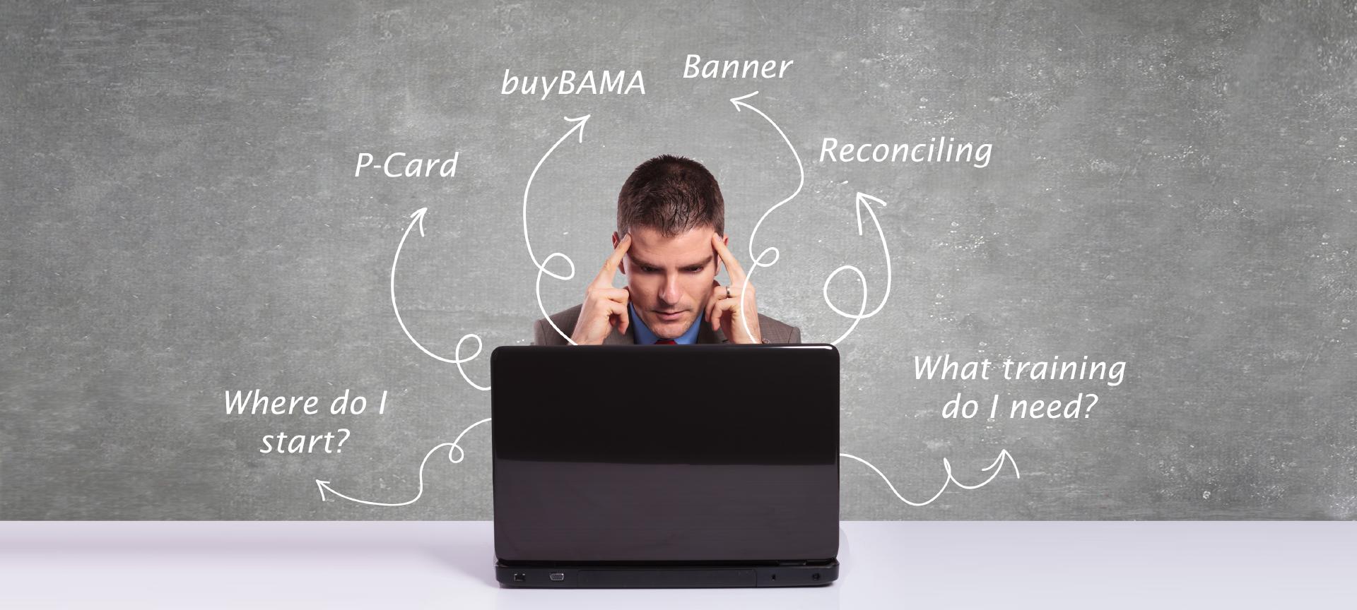 P-Card, Banner, buyBAMA: Where do I start?