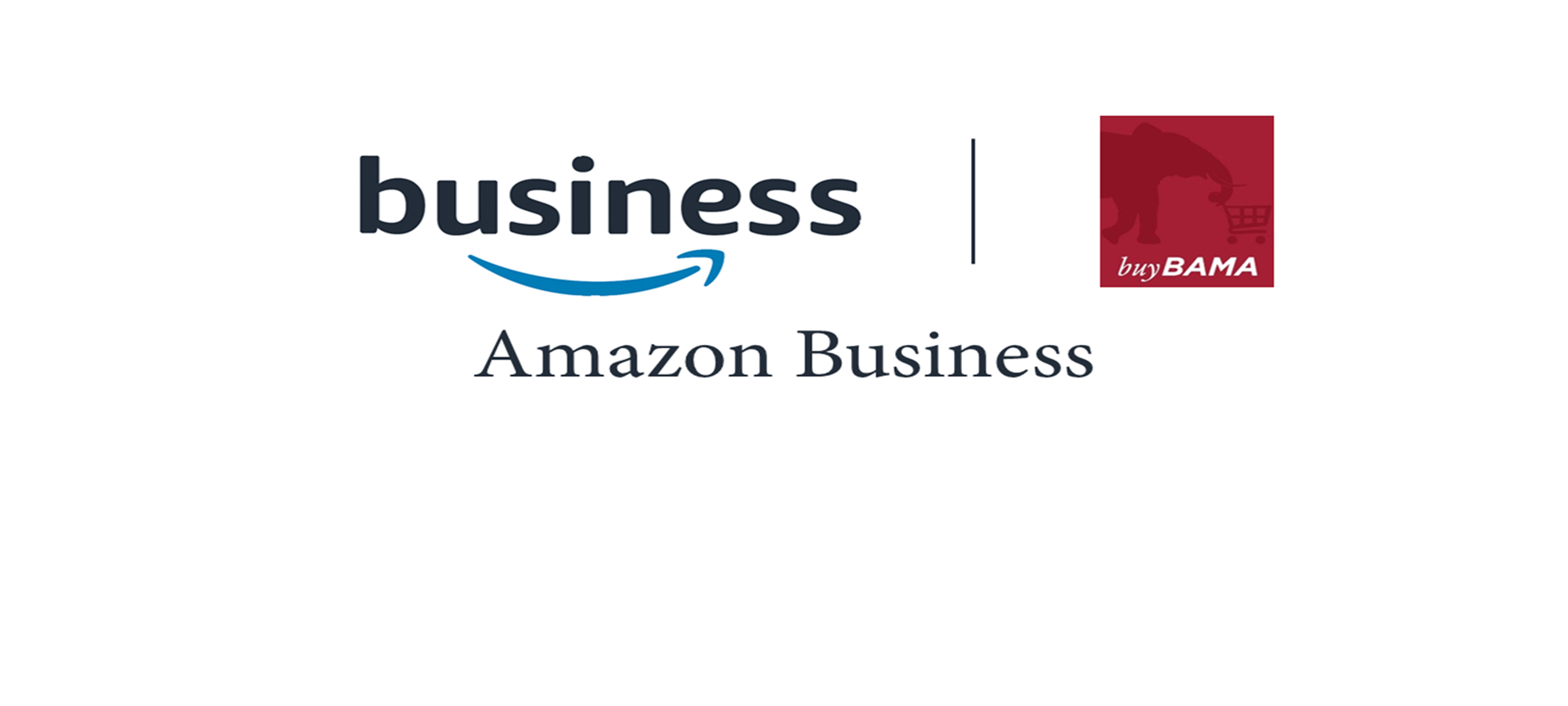 Amazon Business catalog on buyBAMA is now available!